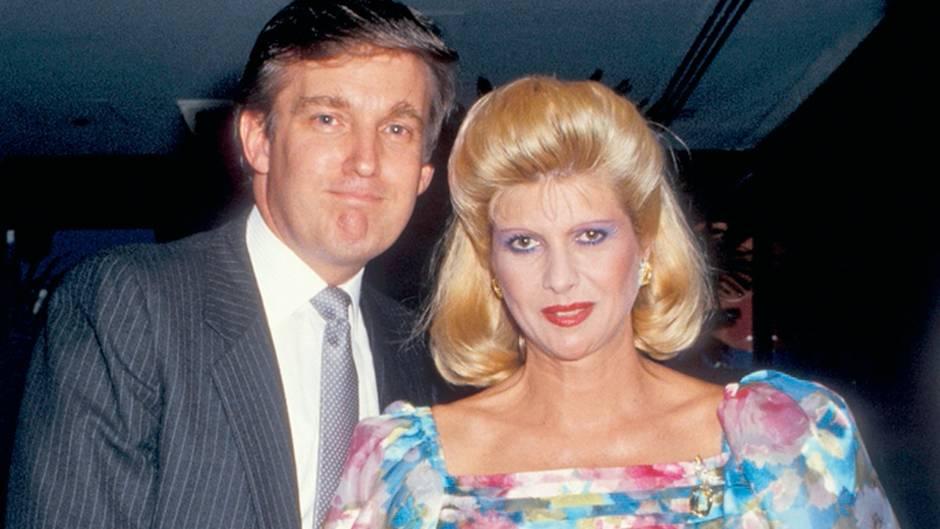 Donald Trumps Frau