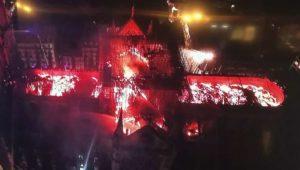Notre-Dame: Jetzt ist klar, wie der Feuerwehrmann verletzt wurde – Experten haben enttäuschende Nachricht