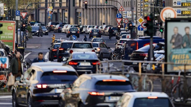Deutschland: Grenzwert für Stickoxid in 57 Städten überschritten