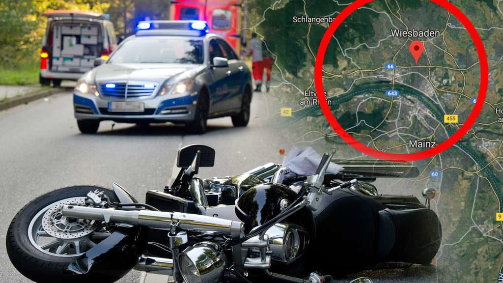 Motorrad-Unfall – doch erst Stunden später folgt der Horror-Fund